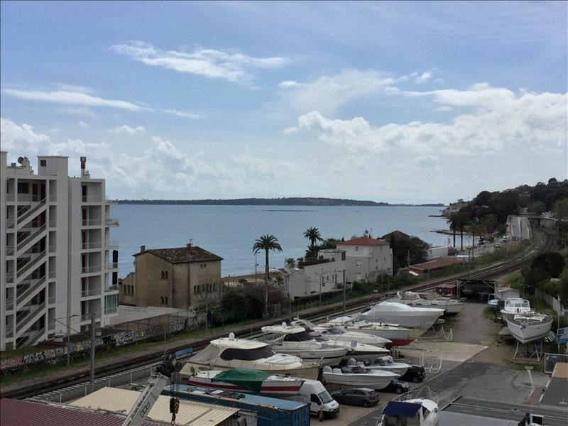 Vente appartement Le golfe juan 305 000€ - Photo 1