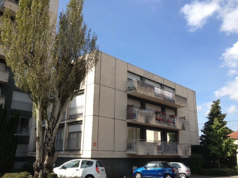 Rental apartment Dijon 570€ CC - Picture 1