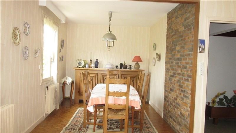 Sale house / villa St vrain 255000€ - Picture 4