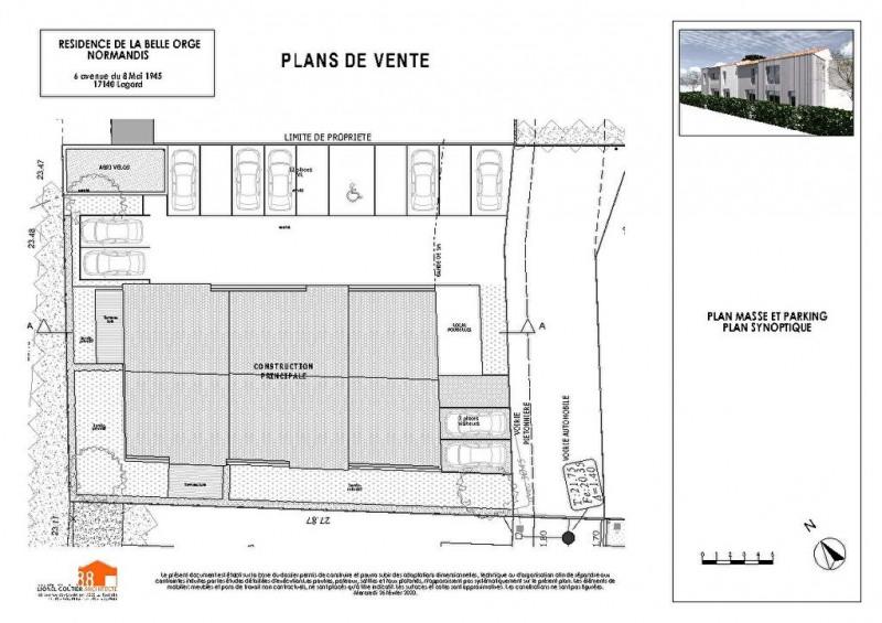 Sale apartment Chagnolet 176000€ - Picture 2