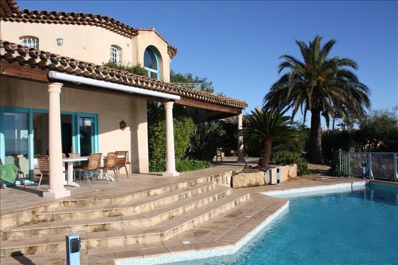 Vente de prestige maison / villa Les issambres 1365000€ - Photo 3