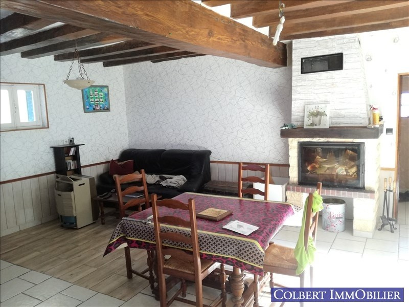 Vente maison / villa Augy 139000€ - Photo 1