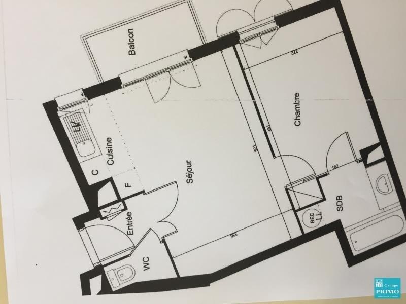 Vente appartement Le plessis robinson 235000€ - Photo 2