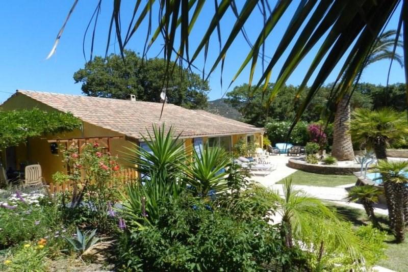 Vendita casa Bormes les mimosas 589000€ - Fotografia 1