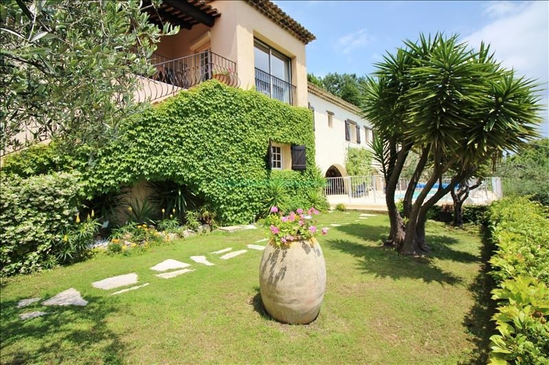 Vente de prestige maison / villa Peymeinade 820000€ - Photo 8