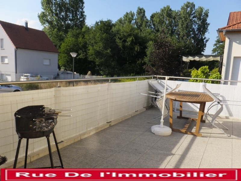 Sale apartment Gundershoffen 184 500€ - Picture 2