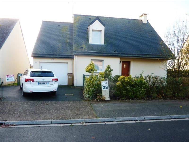 Sale house / villa St aubin du cormier 233000€ - Picture 1