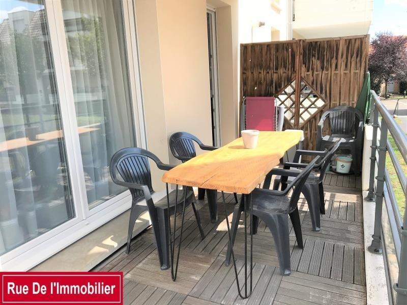Sale apartment Oberhoffen sur moder 197000€ - Picture 2