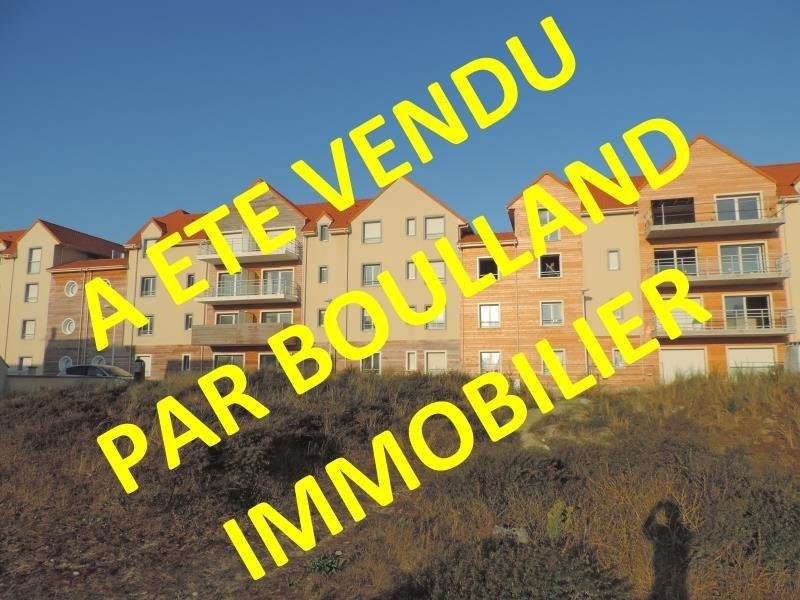 Vente appartement Fort mahon plage 153500€ - Photo 1