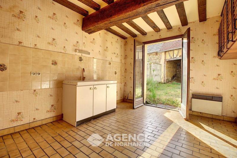 Sale house / villa La ferte-frenel 50000€ - Picture 5