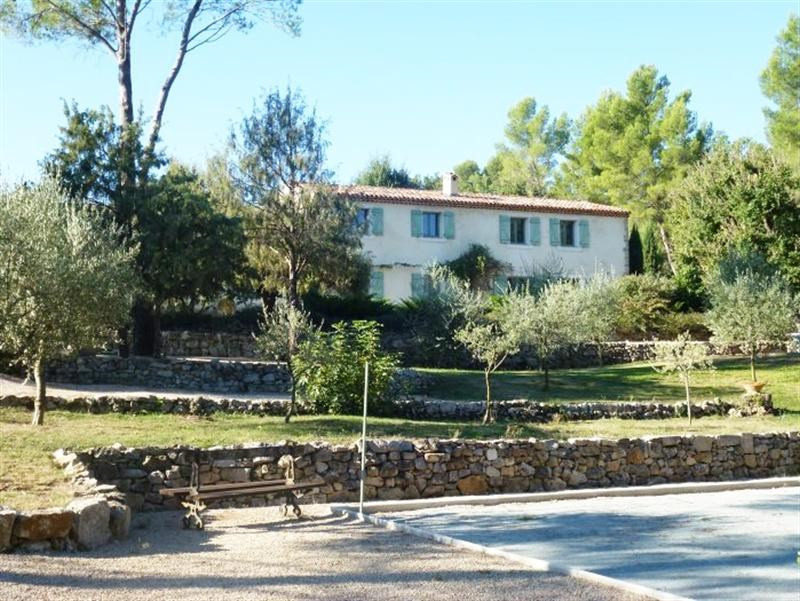 Deluxe sale house / villa Seillans 869000€ - Picture 6