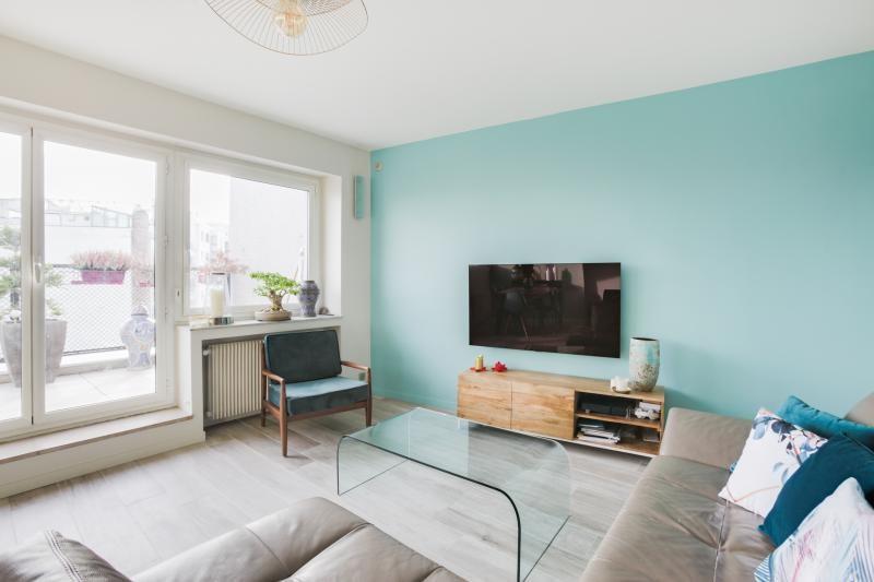 Vente de prestige appartement Paris 16ème 1300000€ - Photo 3