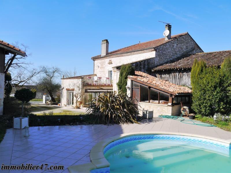 Vente maison / villa Lacepede 320000€ - Photo 18