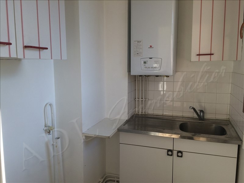 Sale apartment Chantilly 129000€ - Picture 2