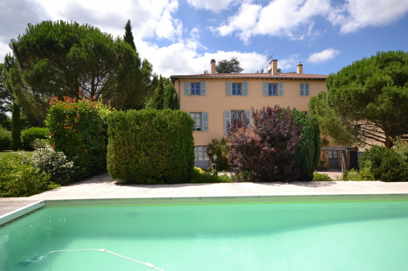 Near Lyon center, Ecully, prestige property of the XVIIth re