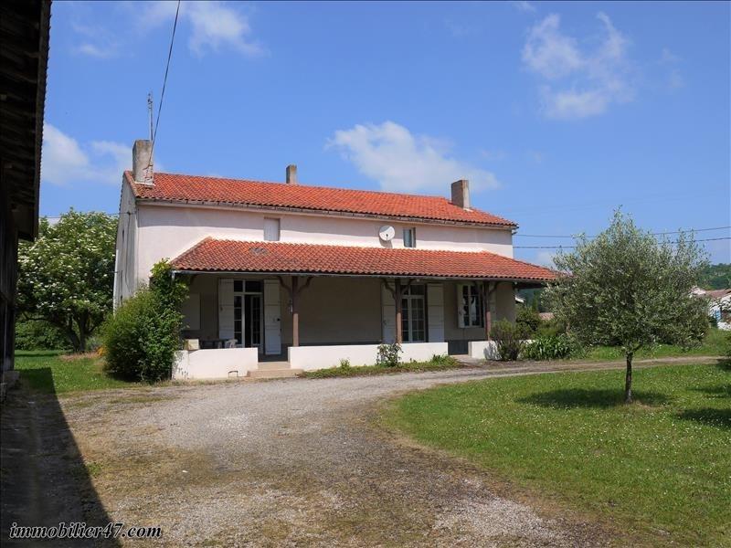 Vente maison / villa Lafitte sur lot 149900€ - Photo 2