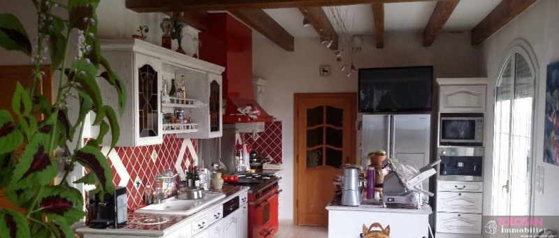 Vente maison / villa Villefranche de lauragais 400000€ - Photo 3