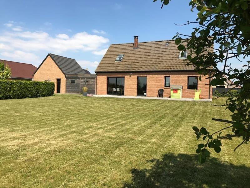 Vente maison / villa Lestrem 280800€ - Photo 2