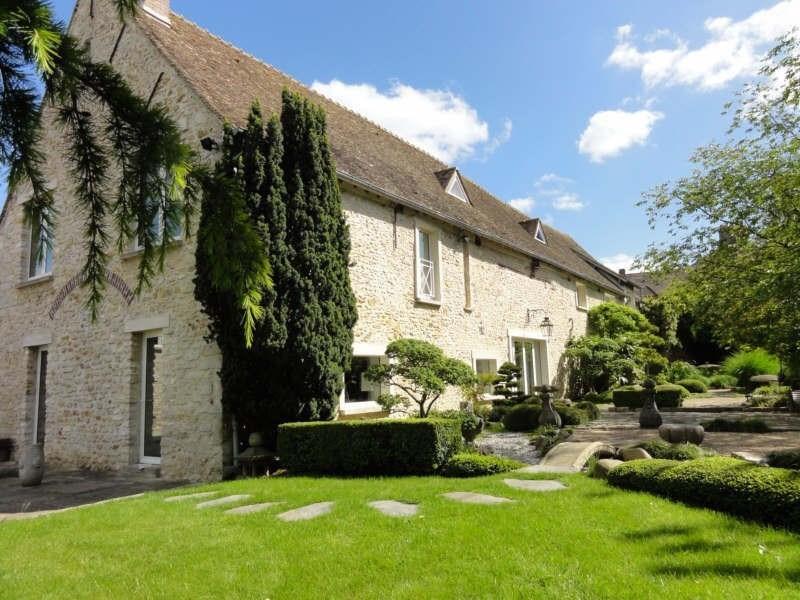 Deluxe sale house / villa 10 min montfort l'amaury 1590000€ - Picture 3