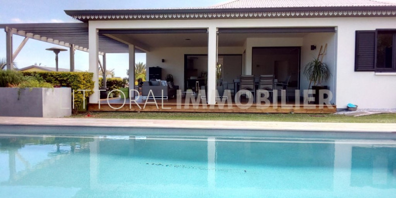 Deluxe sale house / villa Saint leu 735000€ - Picture 5