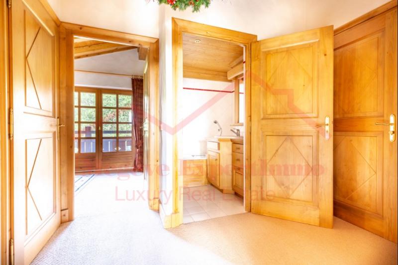 Vente de prestige appartement Megeve 1100000€ - Photo 7