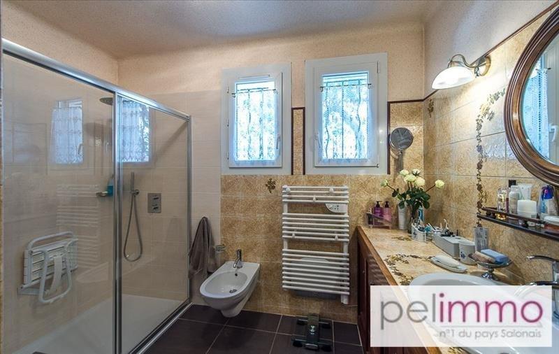 Deluxe sale house / villa Alleins 575000€ - Picture 7