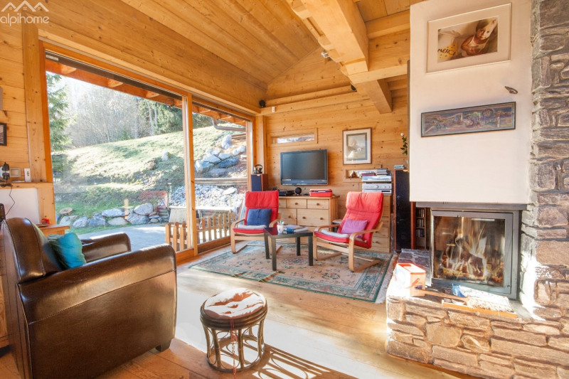 Deluxe sale house / villa Saint gervais les bains 875000€ - Picture 4