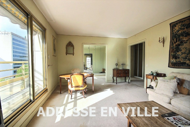 Sale apartment Levallois perret 328 000€ - Picture 1