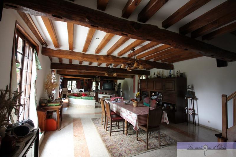 Vente de prestige maison / villa St andre d'hebertot 500000€ - Photo 1