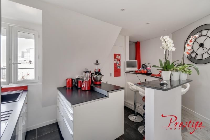 Sale apartment Clichy 480000€ - Picture 7