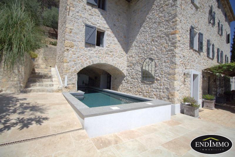 Vente de prestige maison / villa Grasse 1680000€ - Photo 4