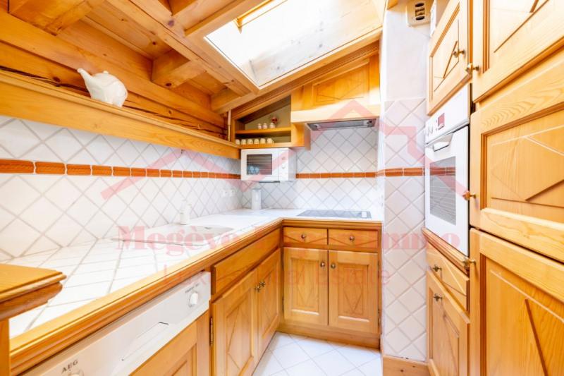 Vente de prestige appartement Megeve 1100000€ - Photo 4