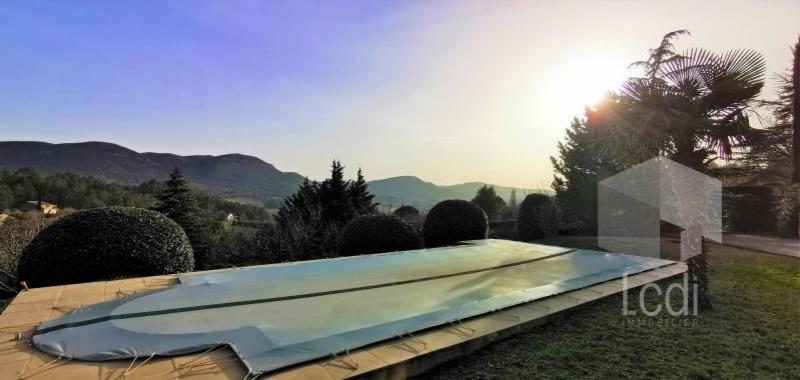 Vente maison / villa La bégude-de-mazenc 475000€ - Photo 2