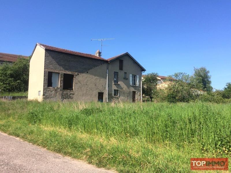 Sale house / villa Herimenil 83000€ - Picture 2