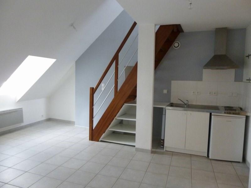 Locação apartamento Coutances 390€ CC - Fotografia 1