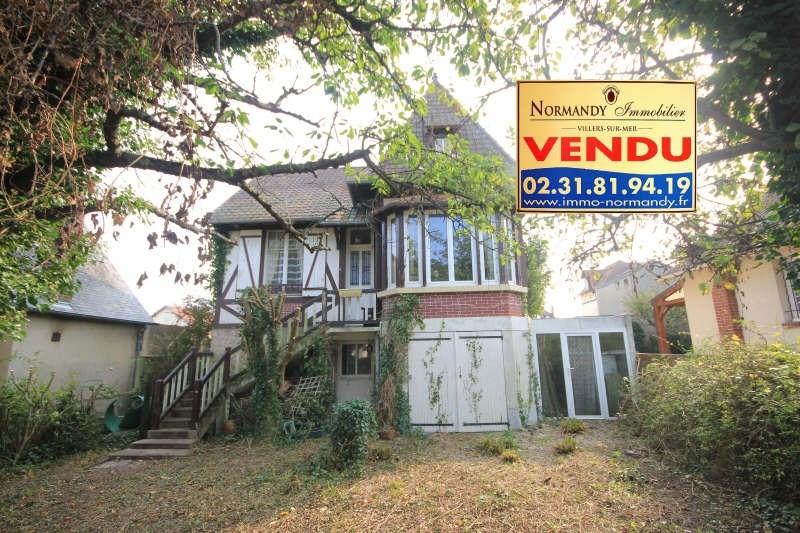 Vente maison / villa Villers sur mer 265000€ - Photo 1