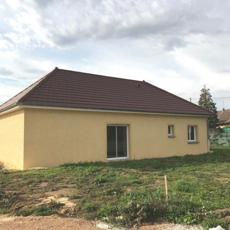 Vente maison / villa Cuisery 5 minutes 162000€ - Photo 2