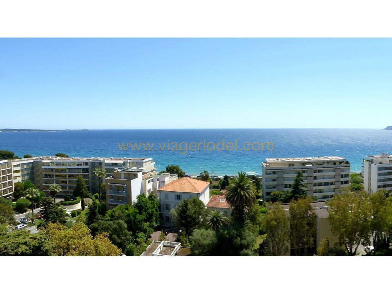 Life annuity apartment Cannes 76 000€ - Picture 1