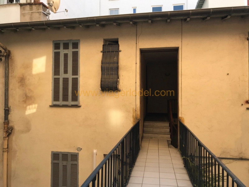 Life annuity apartment Nice 63 500€ - Picture 6