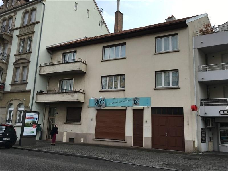 Rental empty room/storage Bischheim 750€ HT/HC - Picture 1