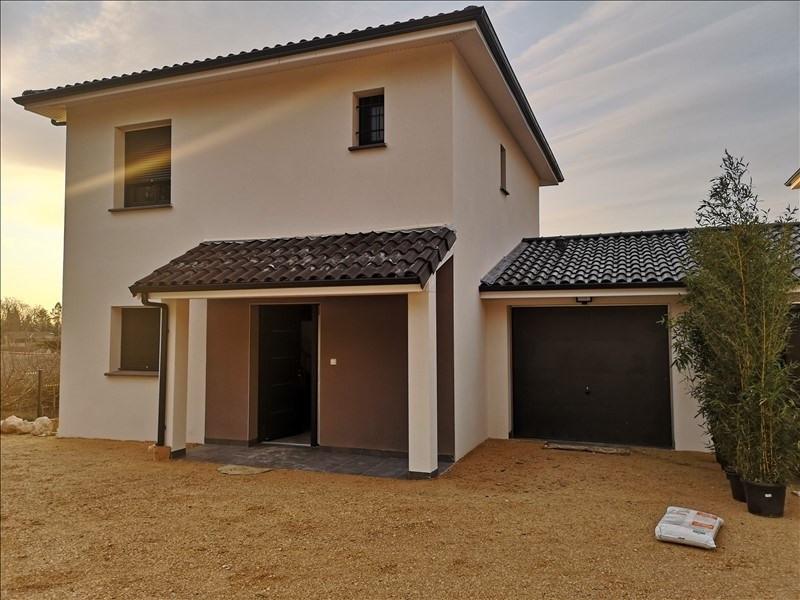 Location maison / villa Castelnau d'estretefonds 1020€ CC - Photo 1