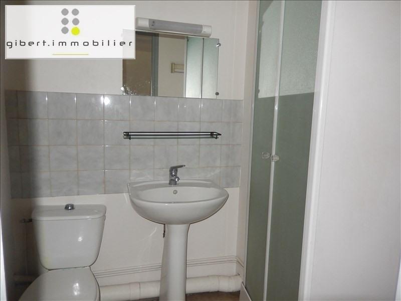 Rental apartment Le puy en velay 301,79€ CC - Picture 3