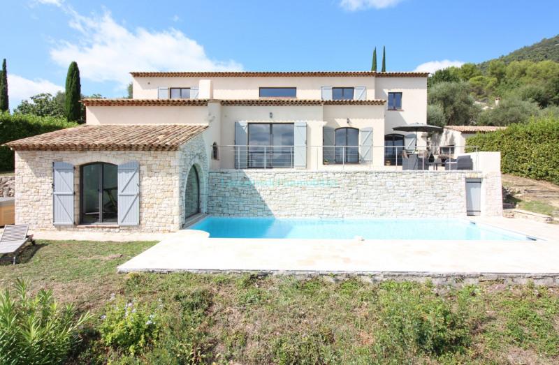 Vente de prestige maison / villa Le tignet 1070000€ - Photo 1