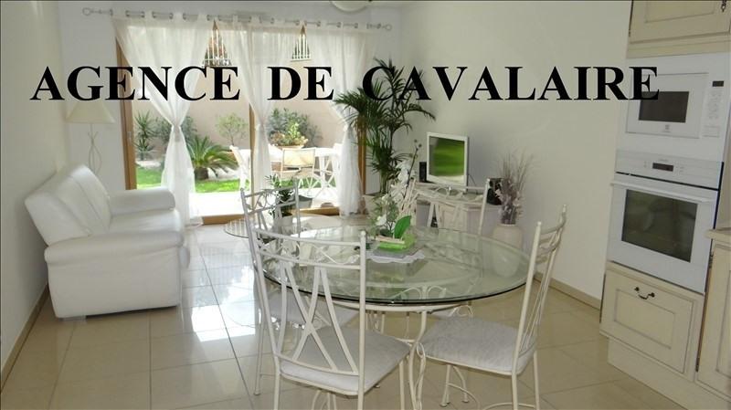 Sale apartment Cavalaire 298000€ - Picture 1