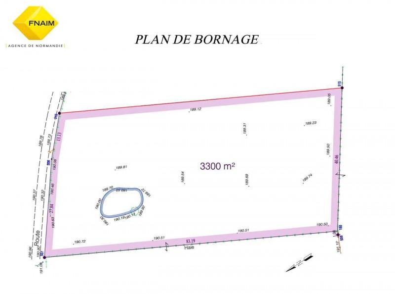 Vente terrain Montreuil-l'argille 24500€ - Photo 1