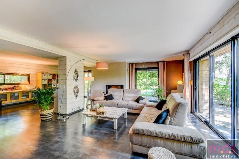 Deluxe sale house / villa Castelmaurou 569000€ - Picture 2