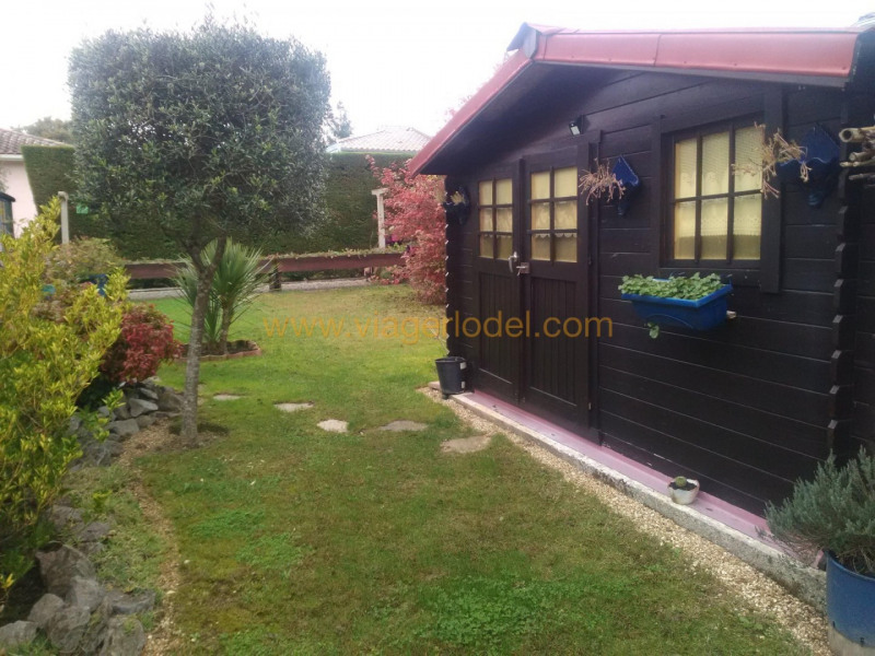 Life annuity house / villa Heugas 85000€ - Picture 8