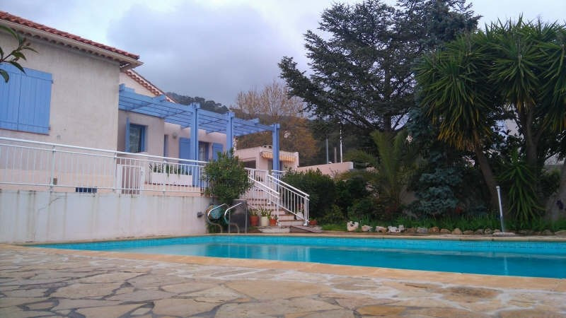 Sale house / villa Toulon 529 500€ - Picture 1