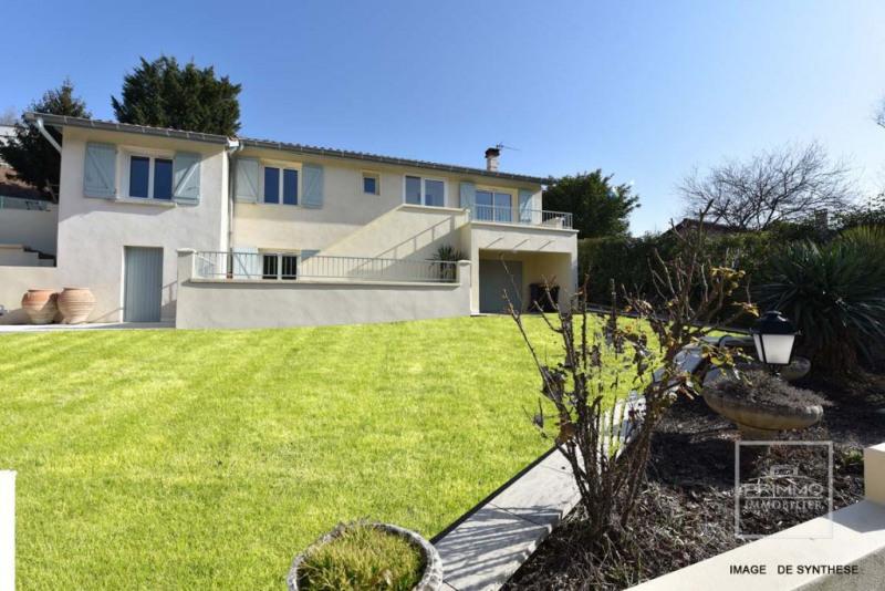 Vente maison / villa Saint didier au mont d'or 675000€ - Photo 1