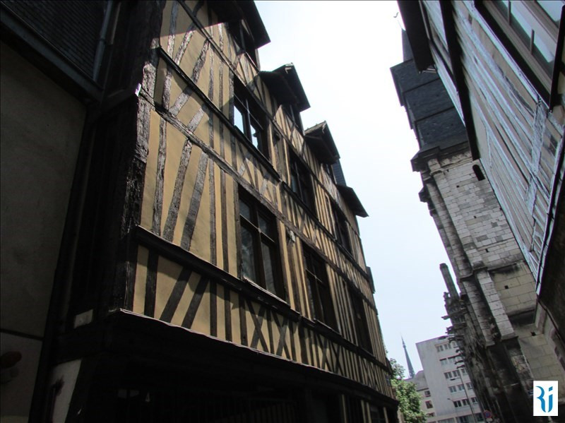 Rental apartment Rouen 550€ CC - Picture 4